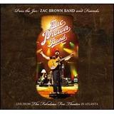 Cd Dvd Zac Brown Band Pass The Jar Live Atlanta [import]